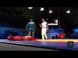 Лучшие моменты чемпионата России по боевому самбо